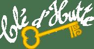 Clé d'Hutte Logo